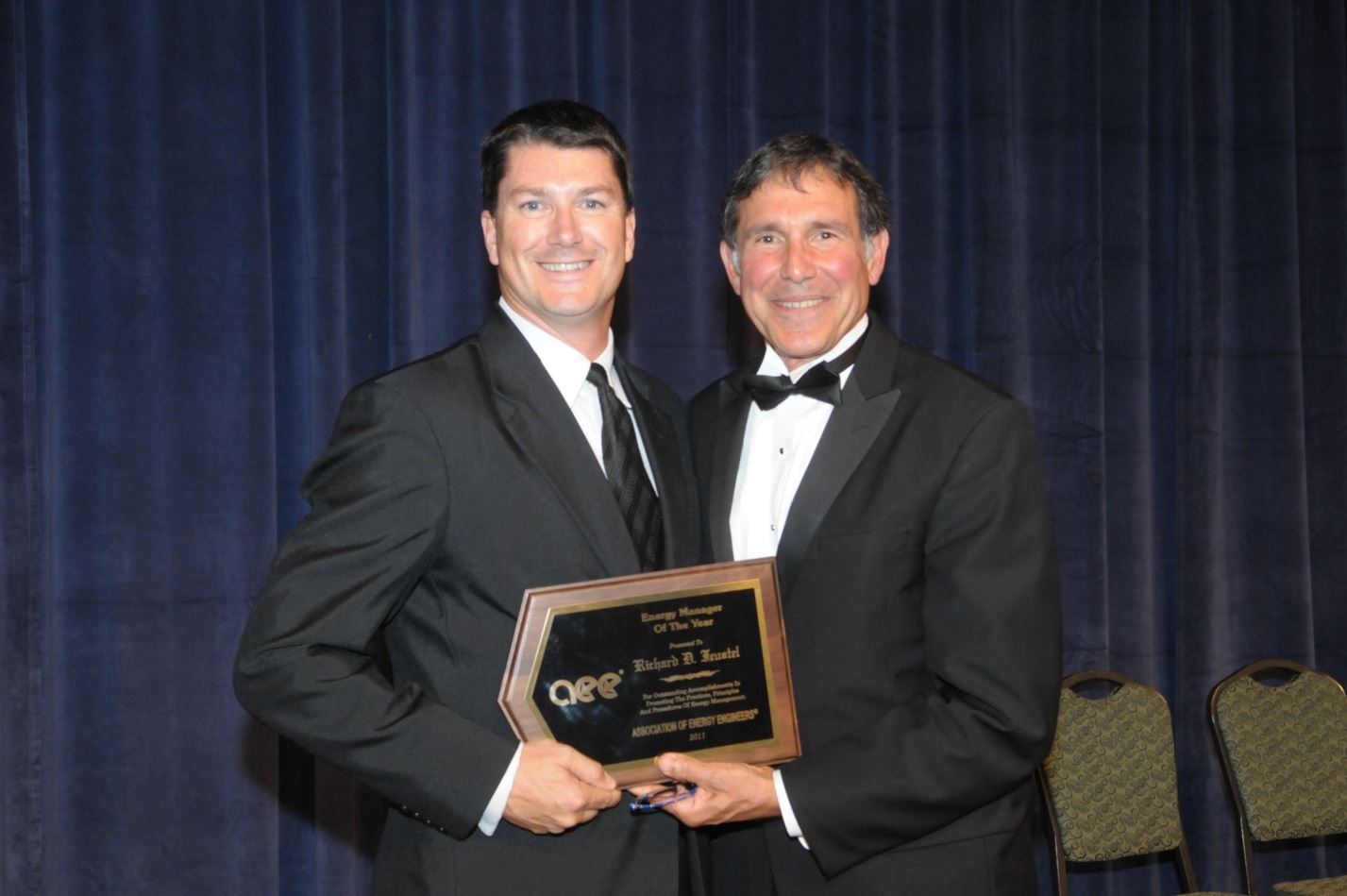 Wisconsin Association Of Energy Engineers Chapter Awards